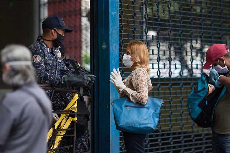 Venezuela mantiene medidas restrictivas ante pandemia de Covid-19
