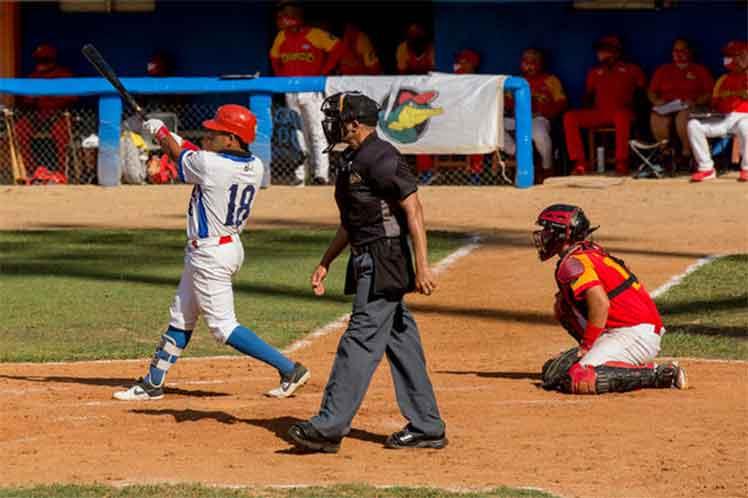 Tiempo para aligerar tensiones en final beisbolera de Cuba