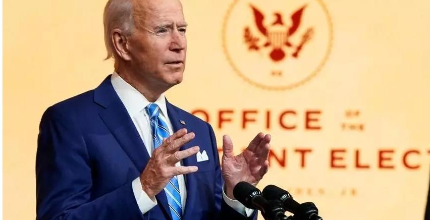 Biden apoya cambiar poderes de guerra del presidente de EE.UU.