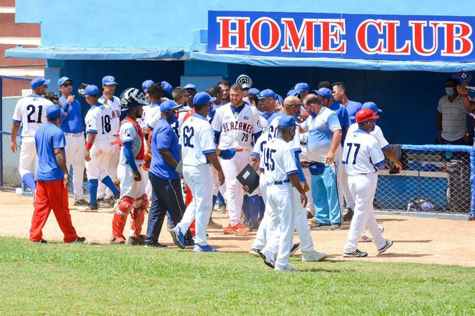 Alazanes reiniciarán los entrenamientos para la Gran final del béisbol cubano