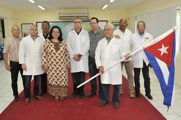 Destacan contribución de Cuba a enfrentamiento de la Covid-19