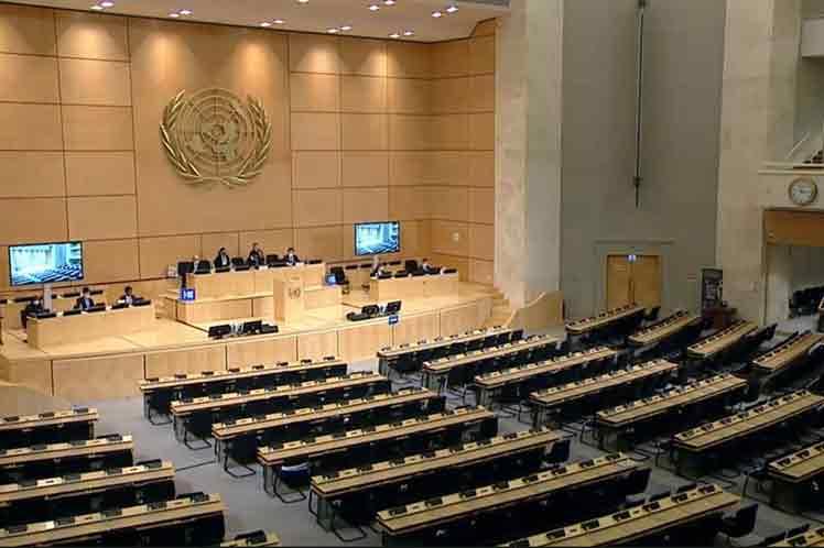El Sur alzó su voz en Consejo de Derechos Humanos