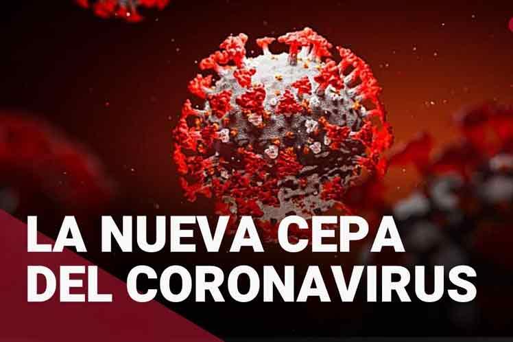 Variante del coronavirus identificada en Inglaterra sería más letal