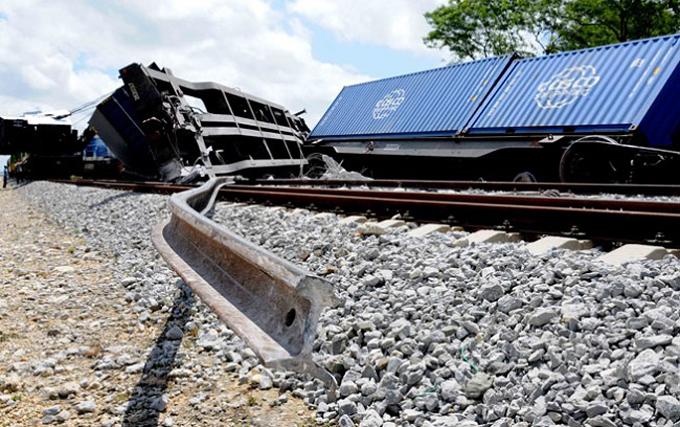 Sancionan a los autores del descarrilamiento del tren Mariel-Habana-Cárdenas