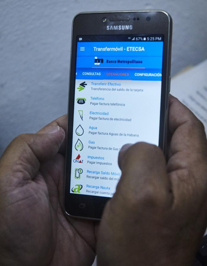 Nuevo servicio de ETECSA: Monedero móvil