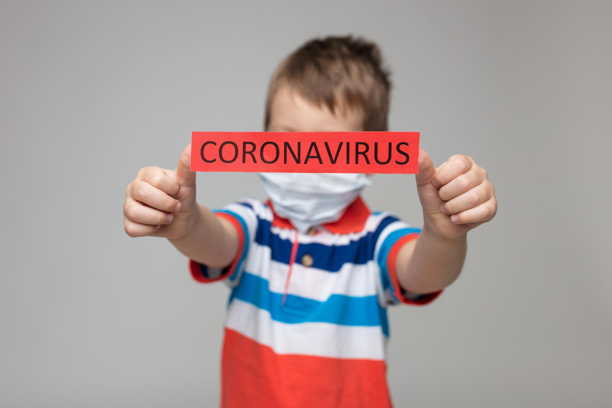 Los efectos de la Covid-19 en pacientes de edad pediátrica