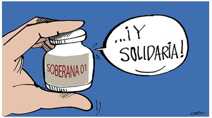 Cuba cerca de la meta con candidatos vacunales antiCovid-19
