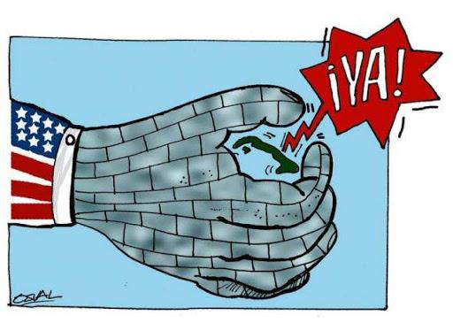 Reconocen en Europa movilización mundial contra bloqueo a Cuba