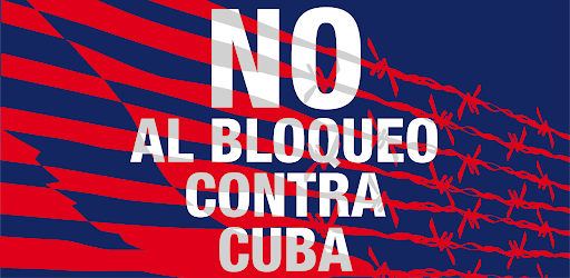 Reclama Cuba cese de bloqueo impuesto por Estados Unidos
