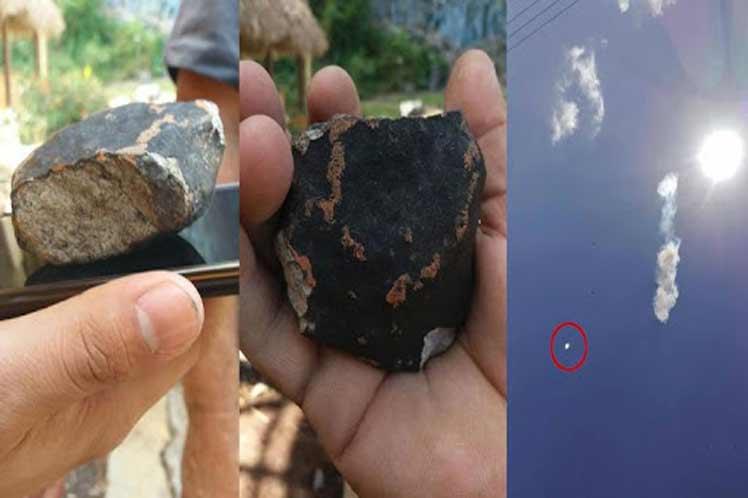 Prosigue investigación sobre posible meteorito caído en Cuba