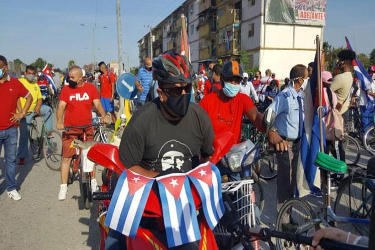 Nueva caravana mundial contra bloqueo a Cuba en mayo