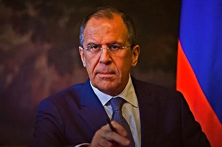 Enfrentamiento entre Rusia y Estados Unidos tocó fondo, según Lavrov