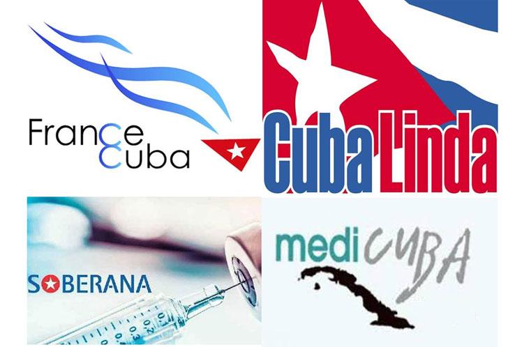 Amplían en Francia colecta para apoyar vacunación antiCovid en Cuba