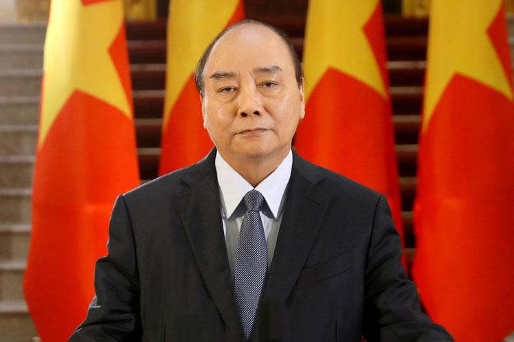 Electo Nguyen Xuan Phuc presidente de Vietnam