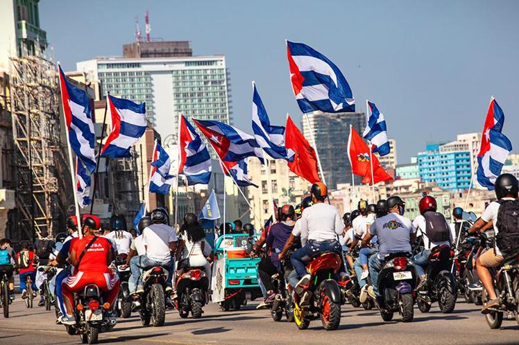 Cuba denuncia vigencia de memorando que fundamenta bloqueo de EEUU