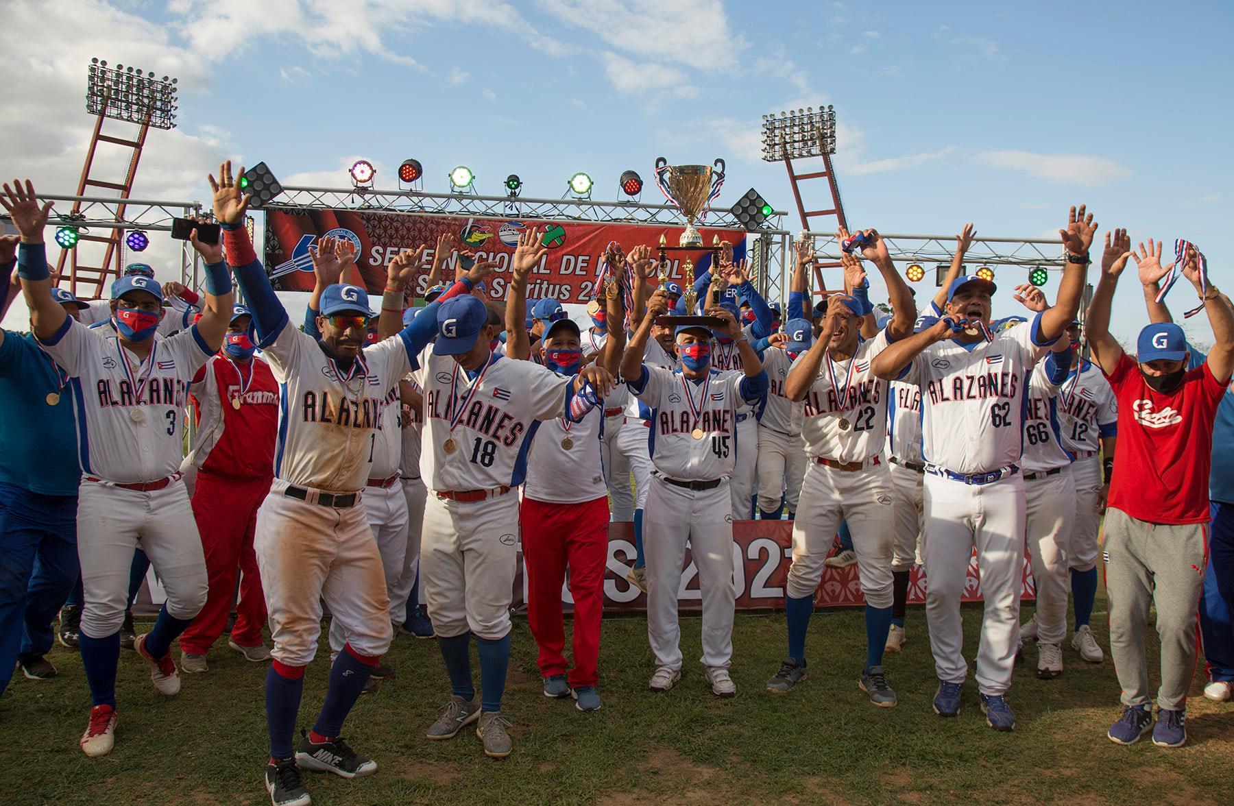 Cuba y el sabor del béisbol pese a la pandemia