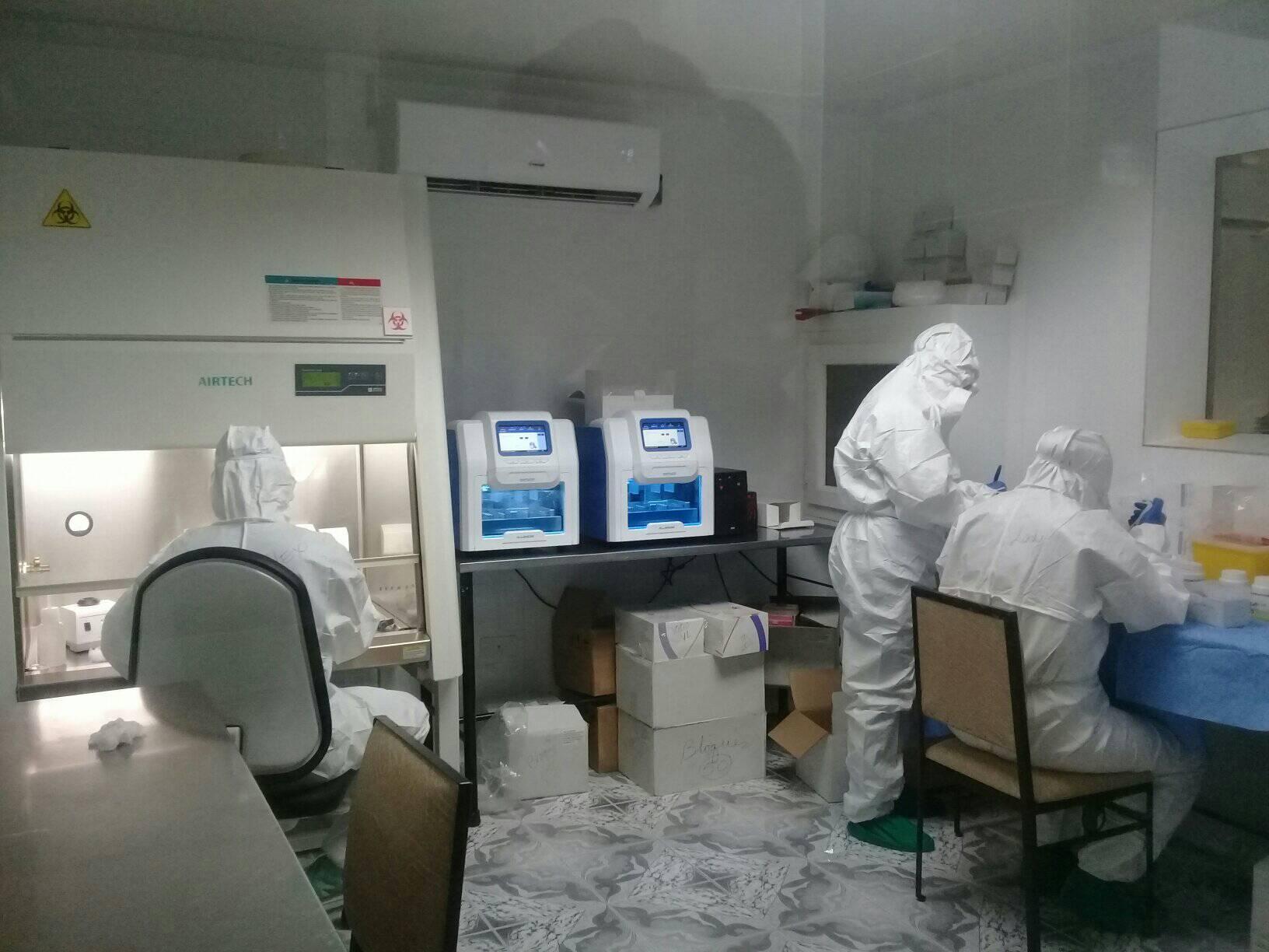Inauguran moderno laboratorio de Biología Molecular en Granma (+fotos)