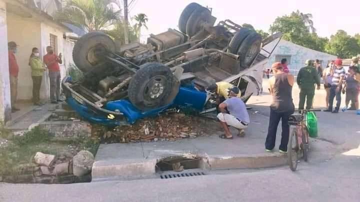 Evoluciona favorablemente paciente hospitalizado de accidente del tránsito ocurrido en Guisa