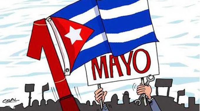 Evocaciones a la efeméride del Primero de Mayo en Cuba (II parte)