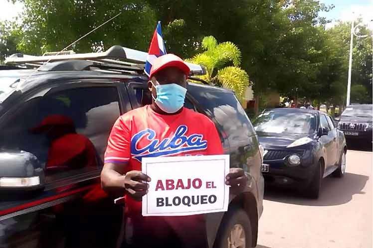 El mundo en caravanas para cese del bloqueo contra Cuba