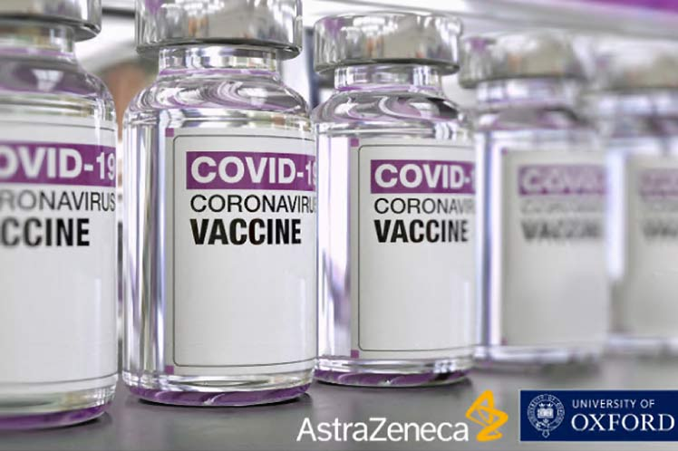 Reino Unido comienza a aplicar vacuna de Moderna contra Covid-19