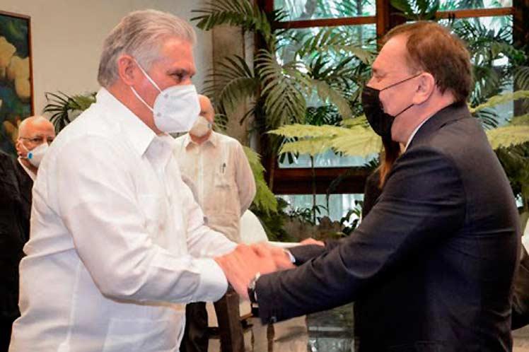 Destaca Rusia acuerdos de cooperación con Cuba