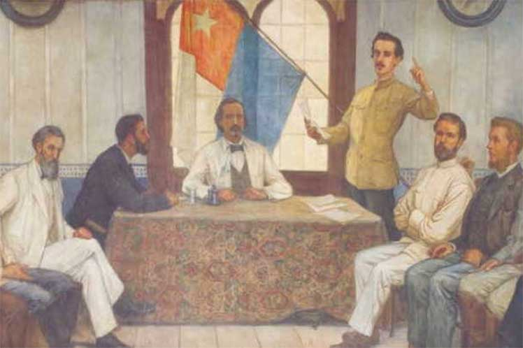 Asamblea de Guáimaro en la memoria de Cuba