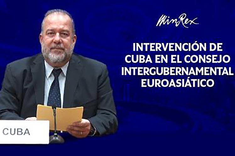 Primer ministro de Cuba participará en cita del Consejo Euroasiático