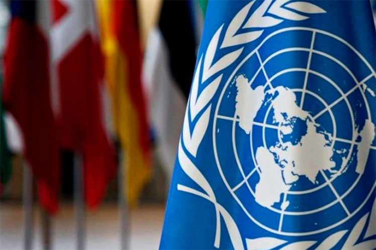 Debaten en ONU cómo lograr acceso equitativo a vacuna antiCovid-19