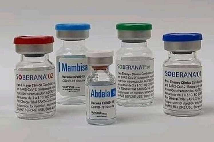 Alérgicos al tiomersal podrán vacunarse con candidatos de Cuba