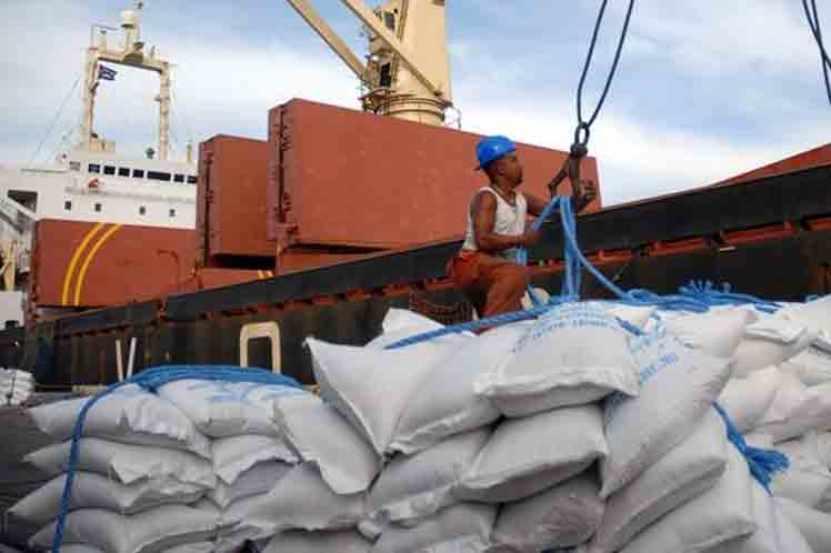 Reflejan avances en comercio exterior de Cuba
