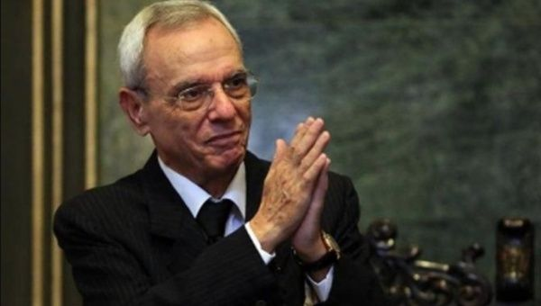 Reconoce Presidente de Cuba legado de Eusebio Leal