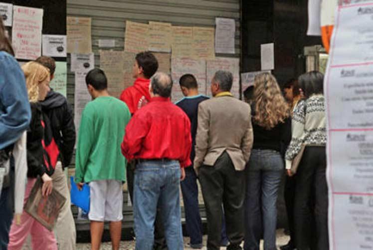 Reportan pérdida de 26 millones de empleos en Latinoamérica