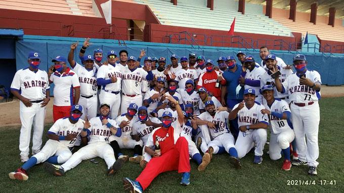 #ÚLTIMOMINUTO: Alazanes campeones de la pelota cubana, por grandes y por humildes