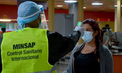 Mantiene Cuba medidas sanitarias en viajeros