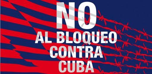 Cuba confía en respaldo internacional contra bloqueo de EEUU