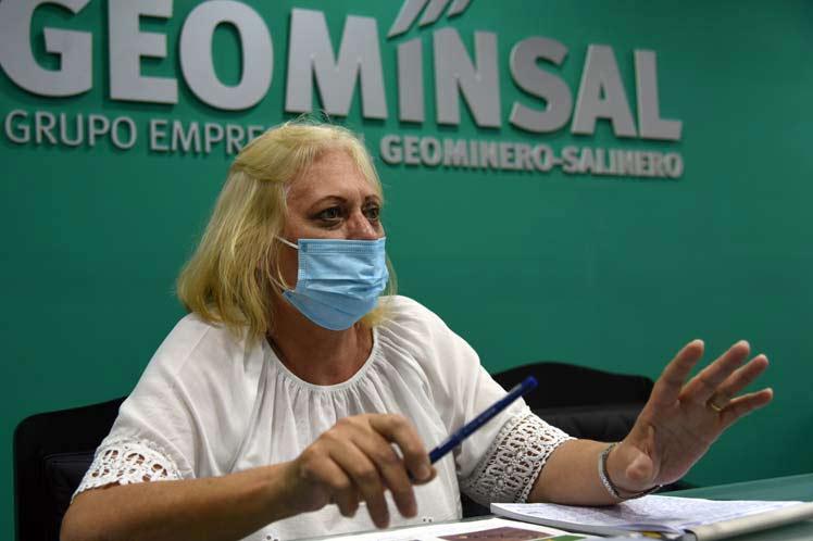 Cuba por incrementar la producción de fertilizantes zeolíticos