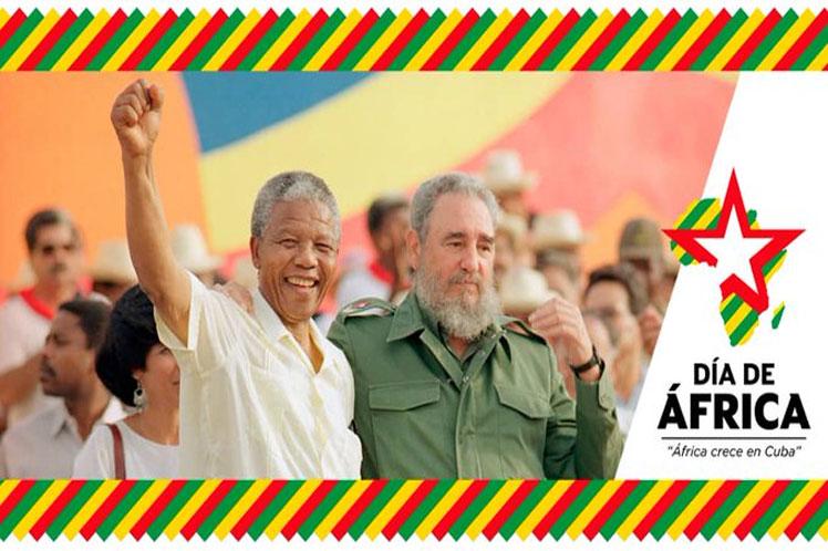 Presidente de Cuba afirma que África merece la solidaridad mundial