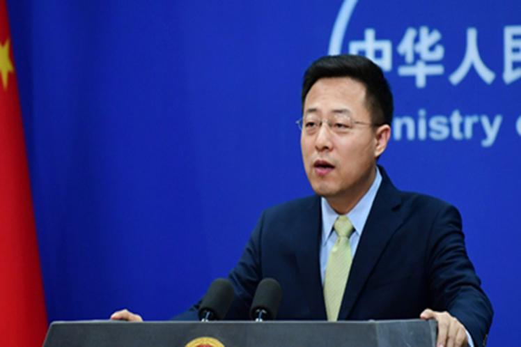 China pide a EEUU responsabilidad ante conflicto Israel-Palestina