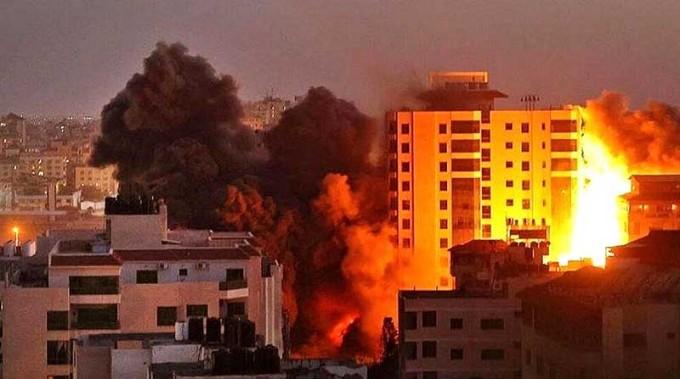 Díaz-Canel: Las agresiones a la Franja de Gaza deben cesar de inmediato