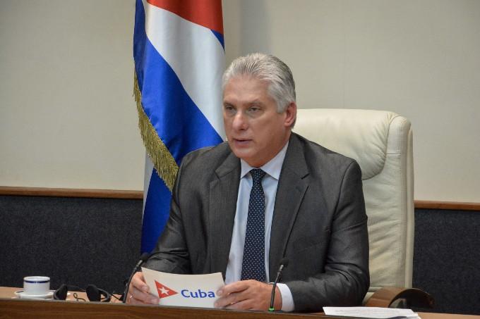 Presidente cubano participará en reunión del Consejo Supremo Económico Euroasiático