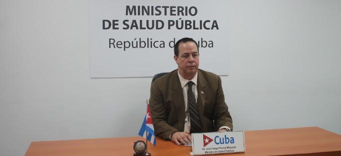Ratifica Cuba compromiso con la cooperación internacional para enfrentar la COVID-19