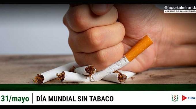 Llama ministro de Salud a concienciar sobre efectos nocivos del tabaquismo