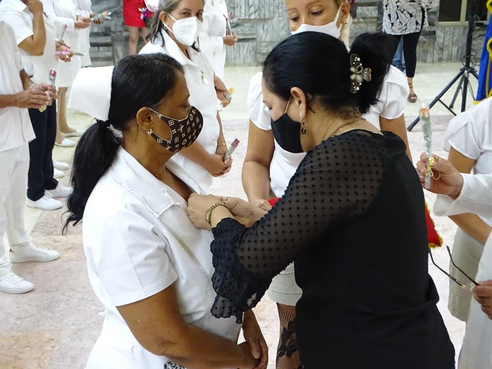 Conmemoran en Granma Día internacional de la enfermería (+fotos y audio)