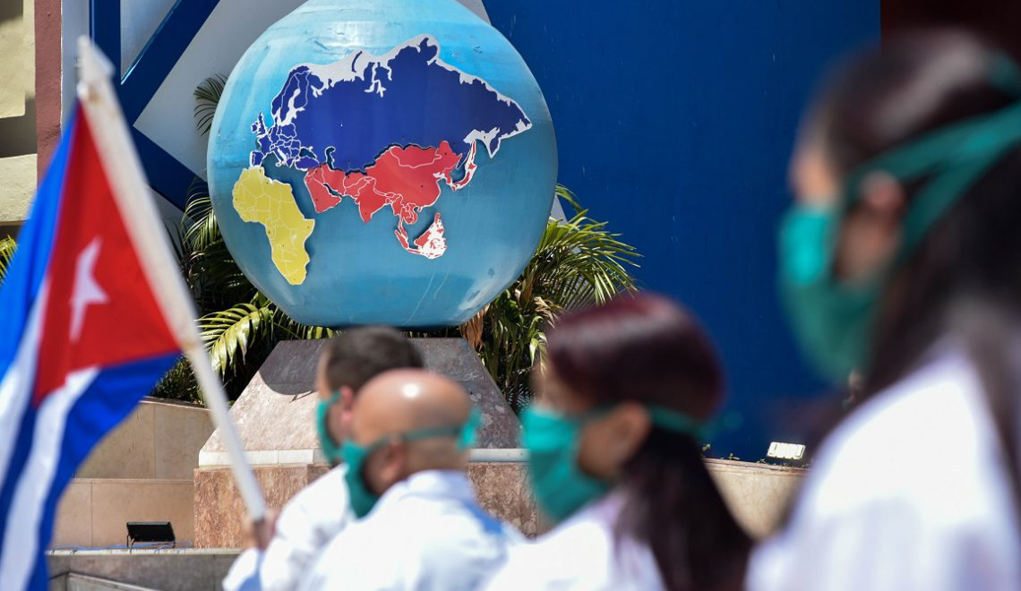 Aniversario 58 de la primera colaboración médica cubana en el exterior