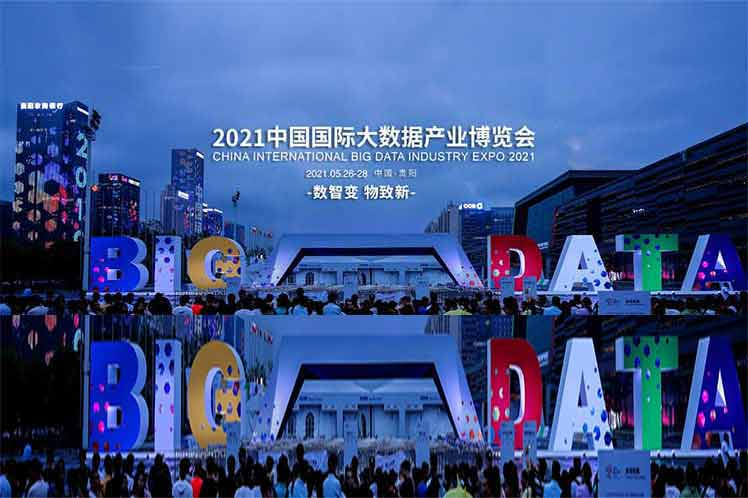 China abre su séptima exposición internacional sobre big data