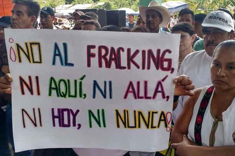 El tema ambiental figura en agenda del paro en Colombia