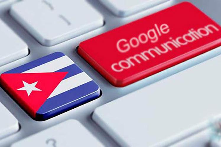 Sitios y tecnologías de fácil acceso mundial excepto en Cuba