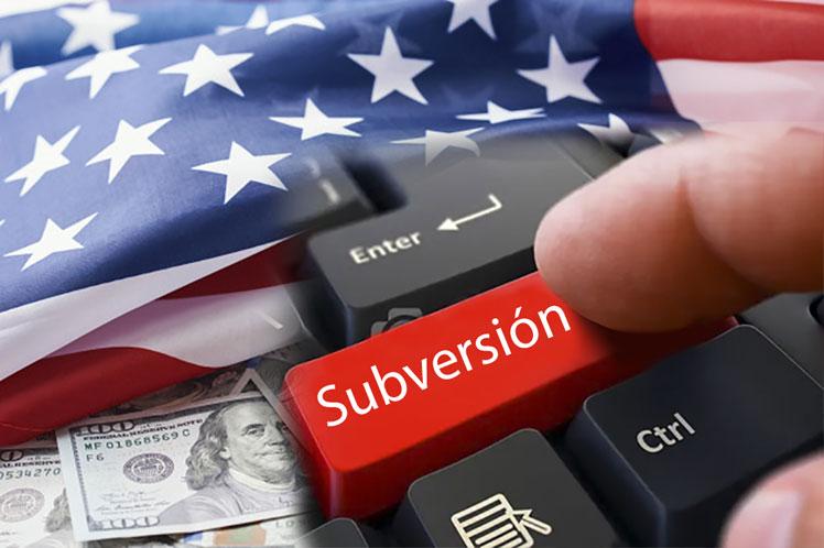 Financiamientos y subversión contra Cuba