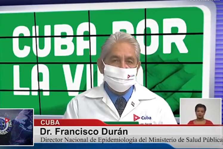 Cuba confirma 1010 nuevos casos positivos con Covid-19